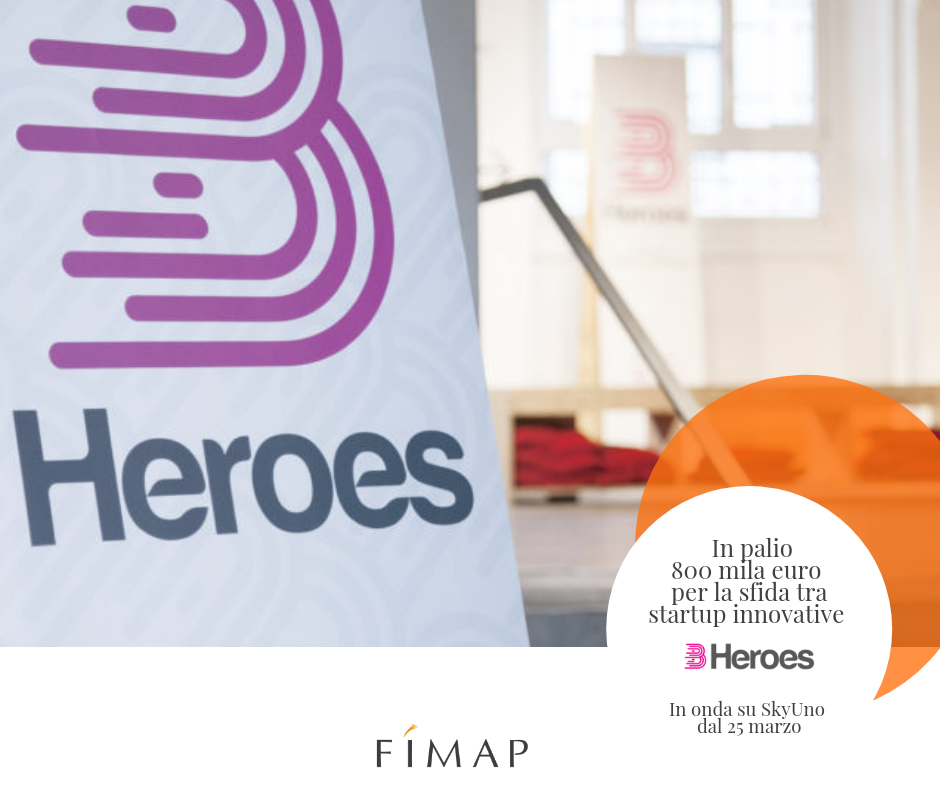 f4c3c7c448 ... edizione di B Heroes, docu-serie che racconta progetti e ambizioni di  20 startup italiane nell'ecosistema dell'innovazione. Dal lunedì al venerdì  alle ...
