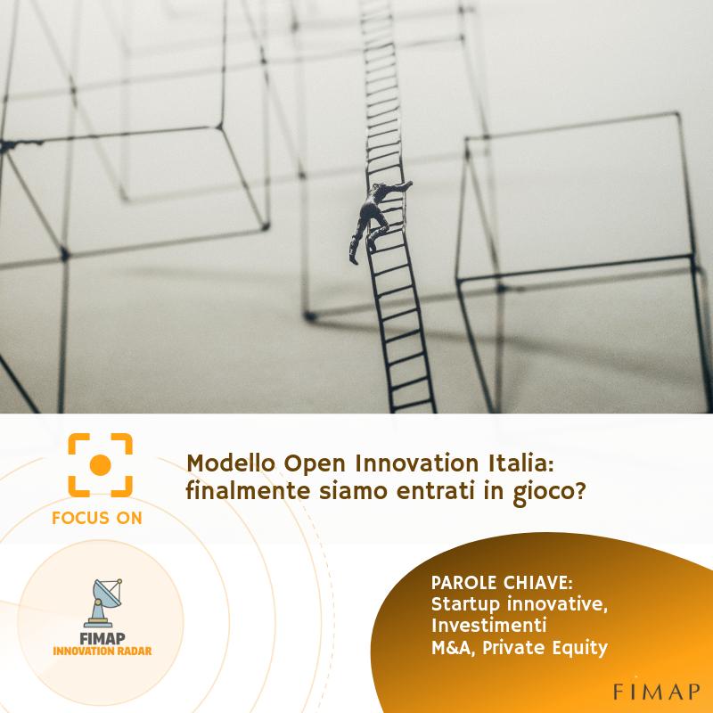 open innovation italia