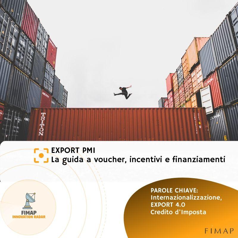Finanziamenti e contributi per l'export. La guida ai bandi attivi nelle regioni italiane
