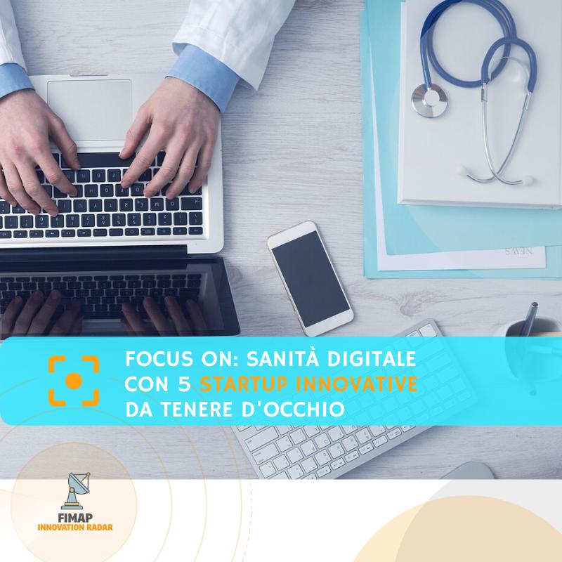 startup sanità digitale
