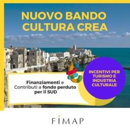 Bando Cultura Crea 2021