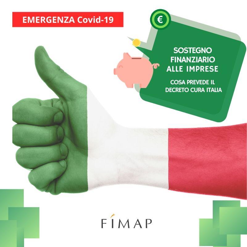 Decreto cura italia sostegno finanziario PMI