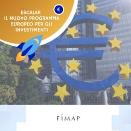 ESCALAR-PROGRAMMA-UE-INVESTIMENTI-STARTUP