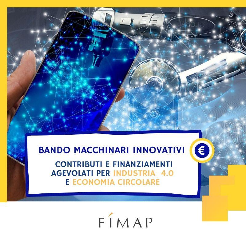 Bando Macchinari Innovativi 2020