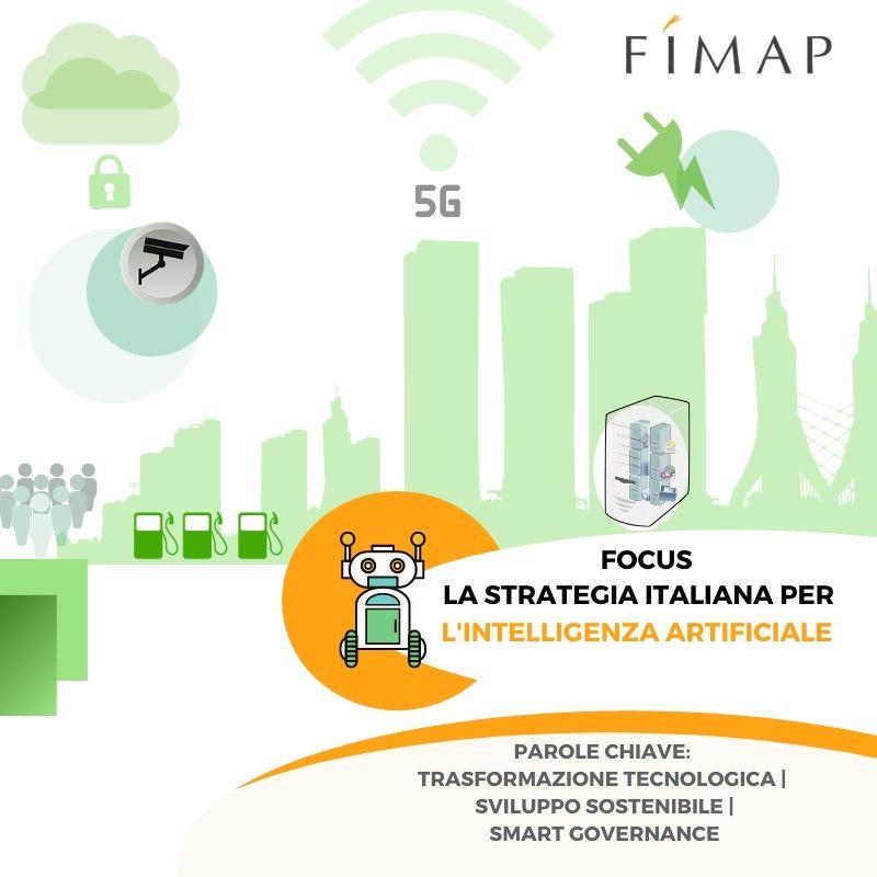 strategia italiana per l'intelligenza artificiale