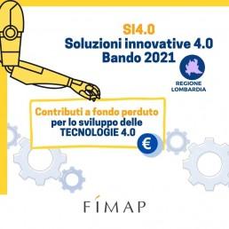 Bando SI4.0 regione lombardia 2021