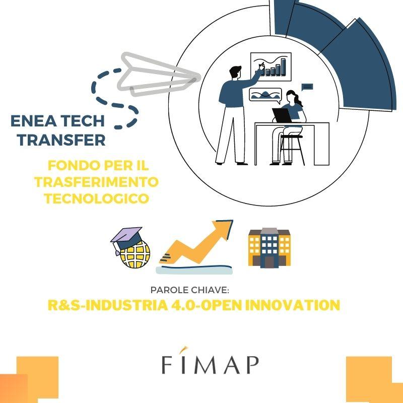 Fondo Trasferimento Tecnologico Fondazione Enea Tech