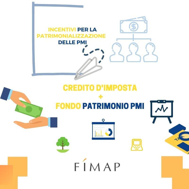 Incentivi Patrimonializzazione PMI
