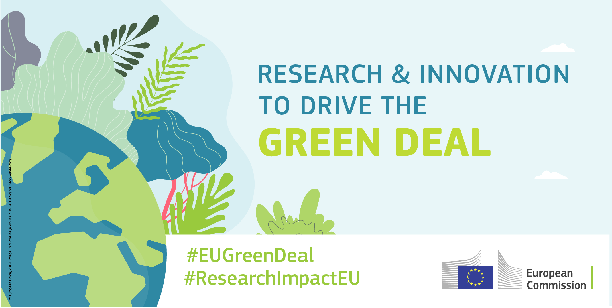 Infografica: green deal Europeo