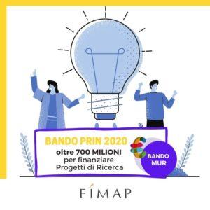 Al via al Bando PRIN 2020: nuovi fondi per la ricerca