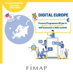 Fondi UE 2021- 2027: ecco il nuovo programma Digital Europe