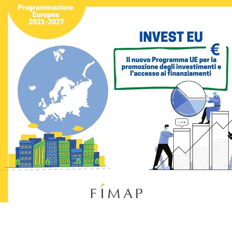 InvestEU programma europeo 2021-2027 per investimenti e finanziamenti