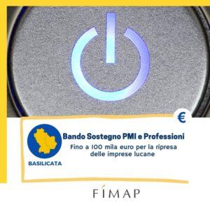 Bando Basilicata: sostegno alla ripresa di PMI e professioni