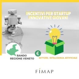 Nuovo bando per le Startup innovative del Veneto