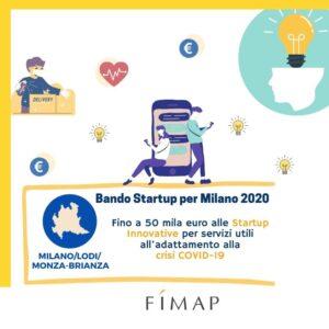 Bando Startup per Milano 2020