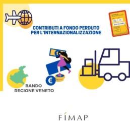 contributi per l'internazionalizzazione delle PMI Veneto