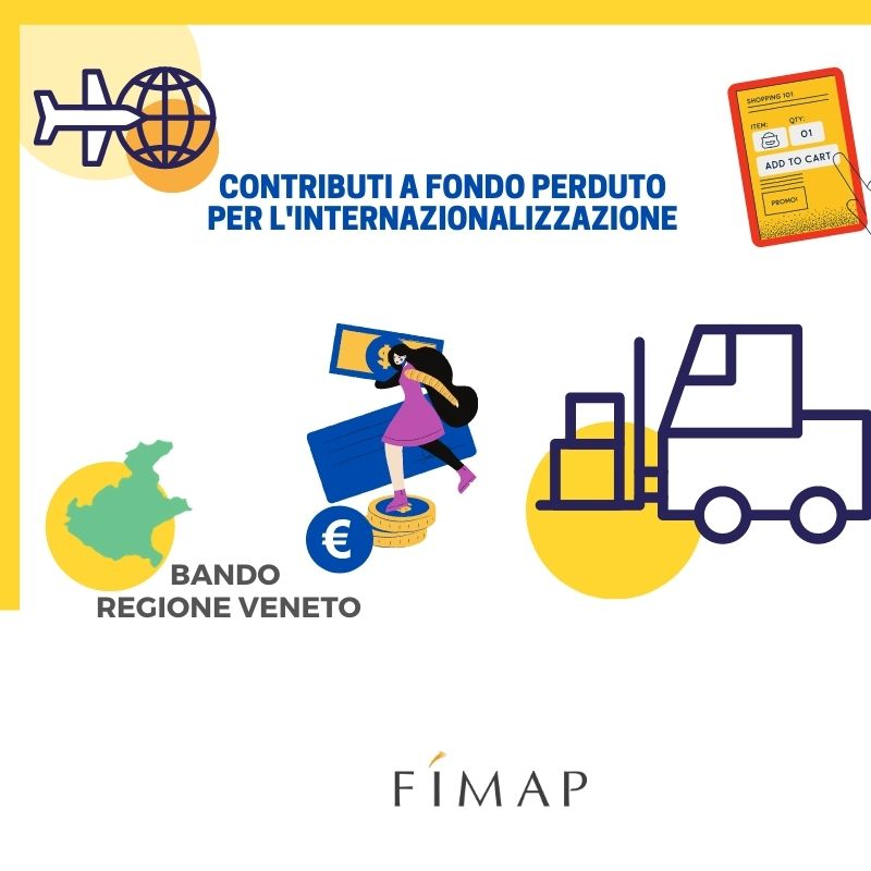 contributi internazionalizzazione PMI Veneto