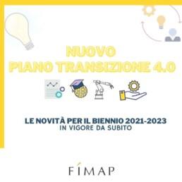 nuovo piano transizione 4.0 2021-2023