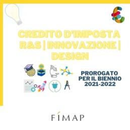 credito d'imposta ricerca e sviluppo innovazione