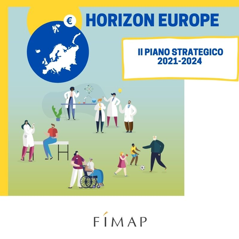 Horizon Europe - Piano Strategico 2021-2024