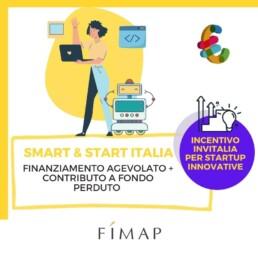 GUIDA AL BANDO SMART & START ITALIA 2021