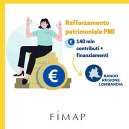 misure patrimonializzazione PMI Lombardia
