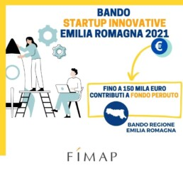 BANDO STARTUP INNOVATIVE EMILIA ROMAGNA 2021