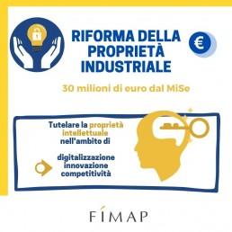 linee strategiche riforma proprietà industriale 2021-2023