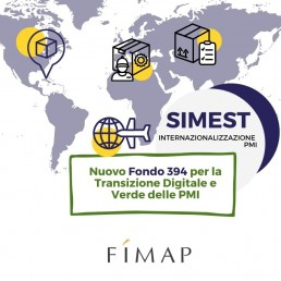Simest: Fondo 394 finanziamenti per la transizione verde e digitale dell PMI